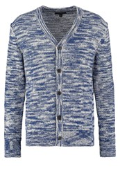 Banana Republic Cardigan Navy Star Dark Blue
