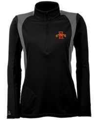 Antigua Women's Iowa State Cyclones Delta Jacket Black