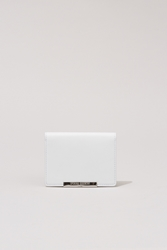 Opening Ceremony End Chip Cardholder White