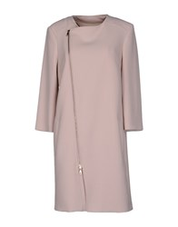 Guess By Marciano Coats And Jackets Coats Women Light Pink