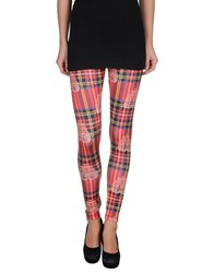 Romeo And Juliet Couture Trousers Leggings Women Red