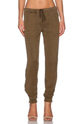 Three Dots Cargo Pant Army