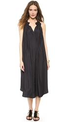 Hatch The Lily Dress Black