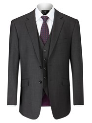 Skopes Pearce Suit Jacket Charcoal