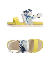 Paul And Joe Footwear Sandals Women Blue