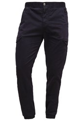 Petrol Industries Cargo Trousers Deep Navy Dark Blue