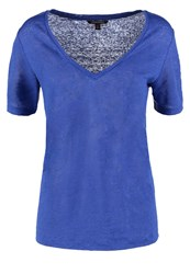 Banana Republic Basic Tshirt Regatta Bay Royal Blue