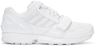 White Leather Low Top Adidas By Juun.J Sneakers