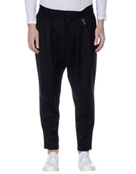 Yes London Trousers Casual Trousers Men Black