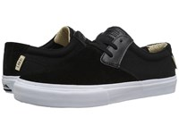 Lakai M.J. Black Suede 2 Men's Skate Shoes