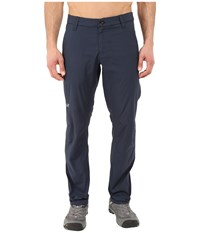 Arc'teryx Atlin Chino Pants Admiral Men's Casual Pants Navy