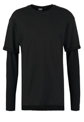 Urban Classics Terry Sweatshirt Black