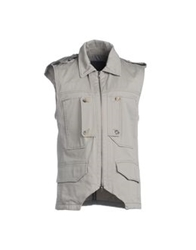 John Richmond Jackets Grey