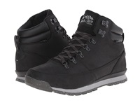 The North Face Back To Berkeley Redux Leather Tnf Black Tnf Black Men's Hiking Boots