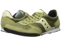 Saucony Bullet Light Green Cream Women's Classic Shoes Yellow