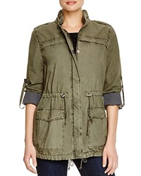 Levi's Military Style Anorak Army