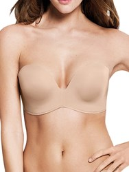 Wonderbra New Ultimate Strapless Bra Nude