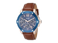 Guess U0600g3 Flagship Blue Sport Watches