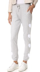Zoe Karssen Hearts Sweatpants Grey Heather