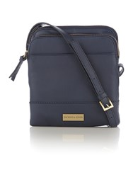 Dickins And Jones Kingsway Small Crossbody Handbag Navy