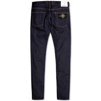 Stone Island Slim Fit Rinsed Jean Wash