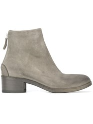 Marsell Marsa Ll Degrade Ankle Boots Grey