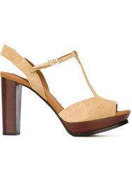 See By Chloa 'Alex' Sandals Nude And Neutrals