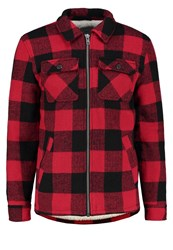 Minimum Nash Light Jacket Red Black