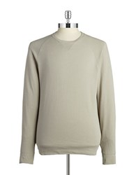 Bill Blass Crewneck Pullover Ghost Grey