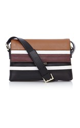 Karen Millen Ltd Stripe Satchel