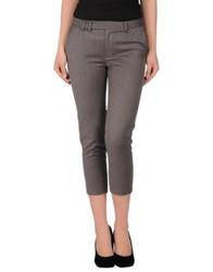 Adele Fado 3 4 Length Shorts Grey