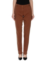 Windsor. Casual Pants Brown