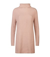 Valentino Oversized Turtle Neck Jumper Female Rose