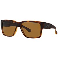 Arnette An4213 Polarised Square Sunglasses Tortoise