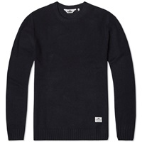 Penfield Shriman Crew Neck Knit Navy