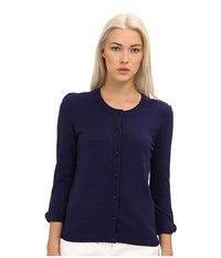Kate Spade Somerset Cardigan French Navy Women's Sweater