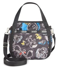 Le Sport Sac Lesportsac Peanuts Collection Small Jenni Crossbody Chalkboard