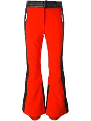 Adidas By Stella Mccartney 'Wintersport' Flared Trousers