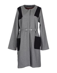 5Preview Coats And Jackets Coats Women Grey