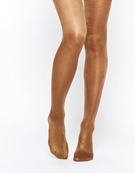 Jonathan Aston Jonathon Aston High Shine Tights Brown