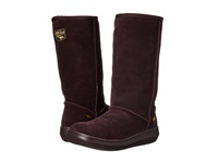 Rocket Dog Sugardaddy Chocolate Suede Women's Boots Brown