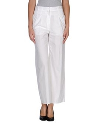 Paul Smith Casual Pants White