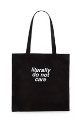 Forever 21 Literally Do Not Care Tote