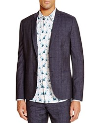 Ps Paul Smith Glen Plaid Slim Fit Sport Coat