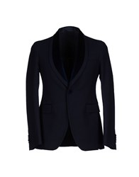 Pino Lerario Suits And Jackets Blazers Men Dark Blue