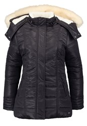 Bellfield Simpron Winter Coat Black