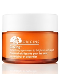 Origins Ginzing Refreshing Eye Cream To Brighten And Depuff 0.5 Oz