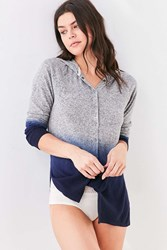 Out From Under Cozy Harper Sleep Shirt Grey
