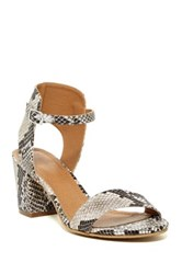 14Th And Union Trista Open Toe Sandal Wide Width Available Brown