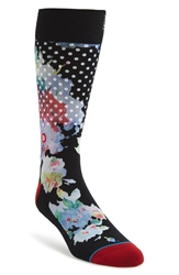 Stance 'Hatter' Socks Black